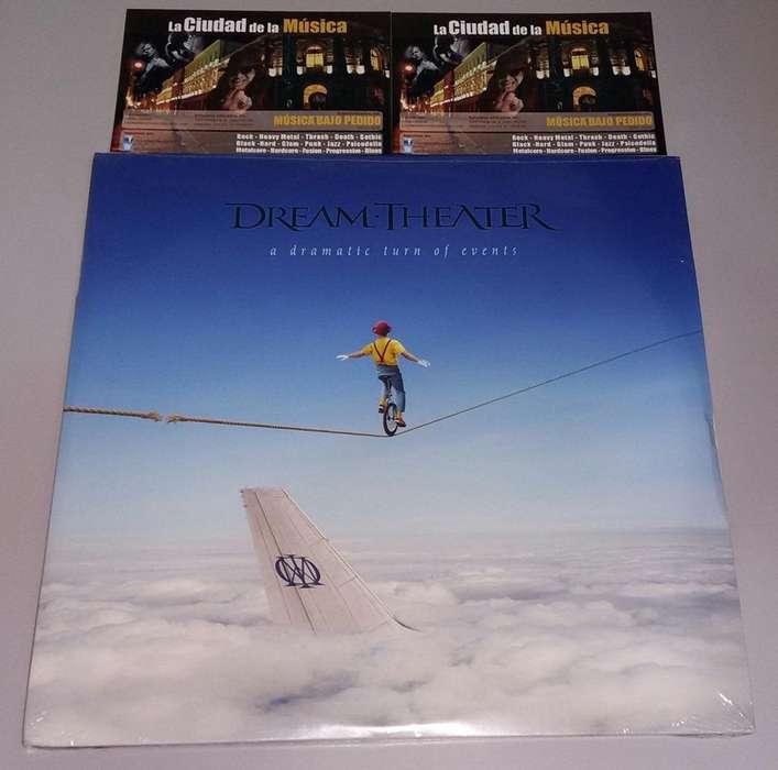 LP'S DE VENTA!!! Dream Theater