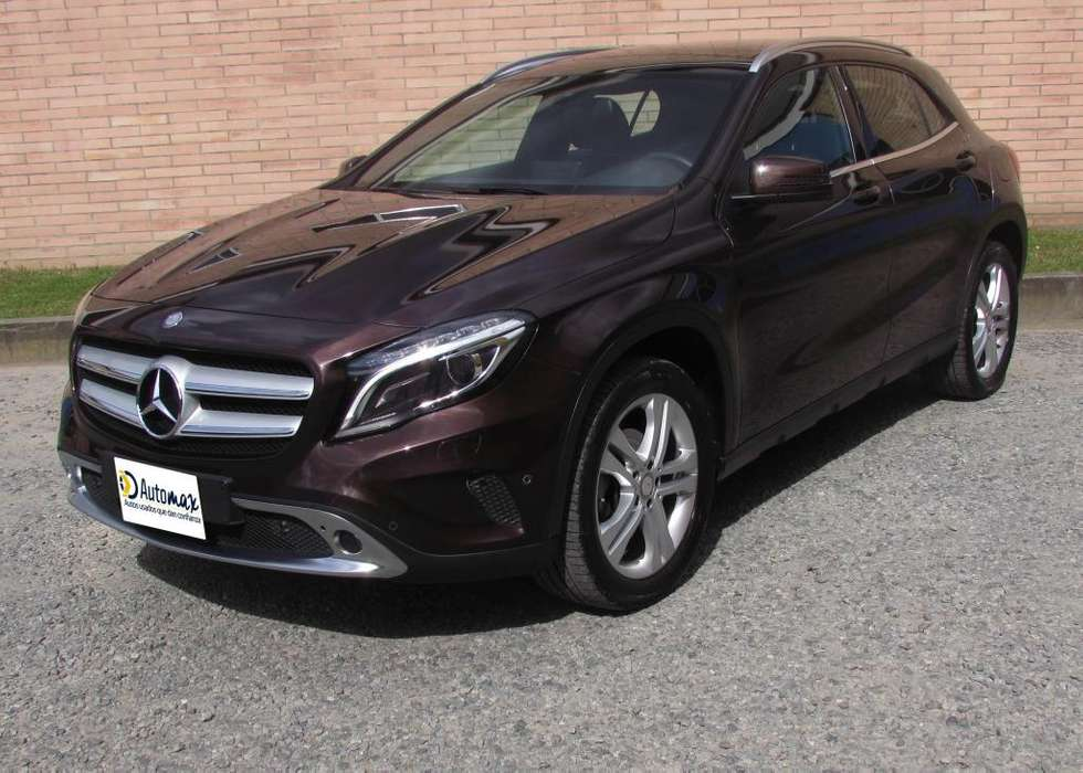 <strong>mercedes-benz</strong> Clase GLA 2017 - 27513 km