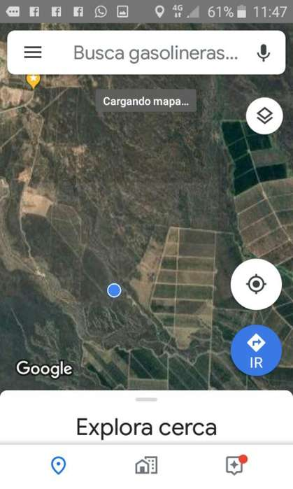 Vdo Terreno Zona Sur O Permuto