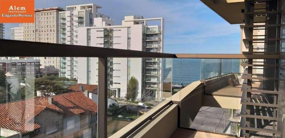 Importante Semipiso de 4 ambientes con balcón-140 mts. cochera a <strong>parte</strong>.