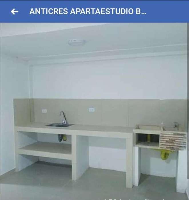Anticres apartaestudio