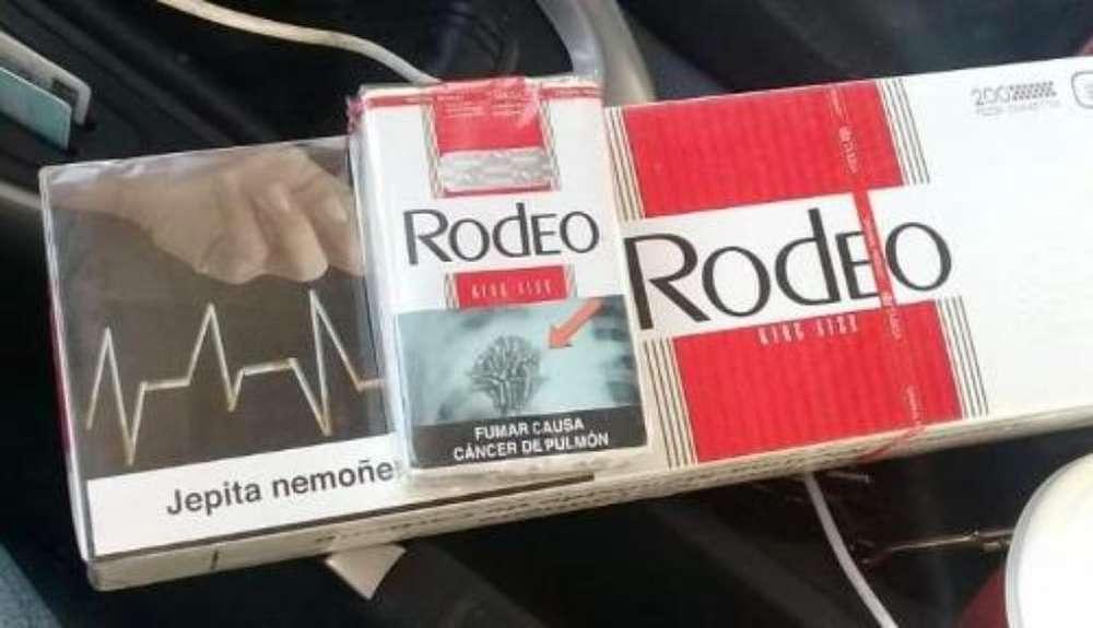 Vendo Lote de Cigarrillos