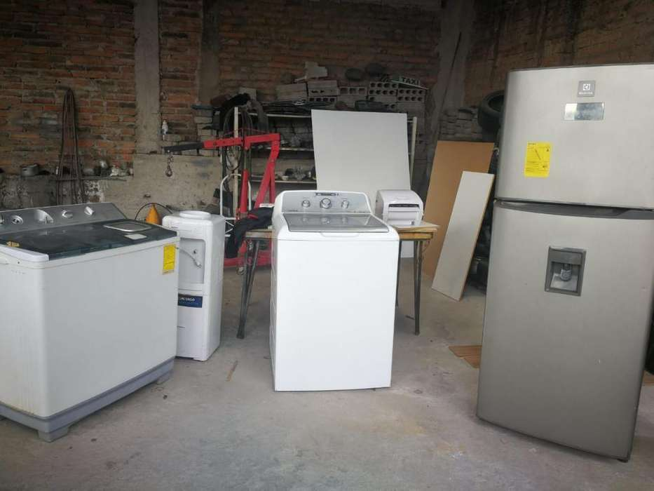 Vendo Electrodomésticos por Reparar