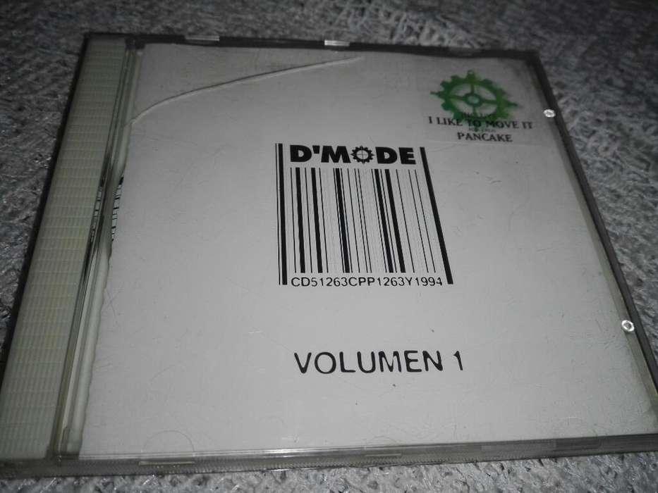 Cd Original Depech Mode