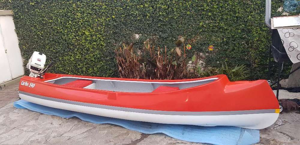Canobote Caribe 390
