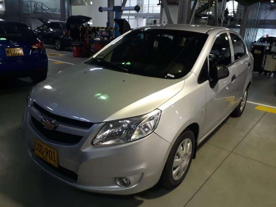Chevrolet Sail 2016 - 7262 km