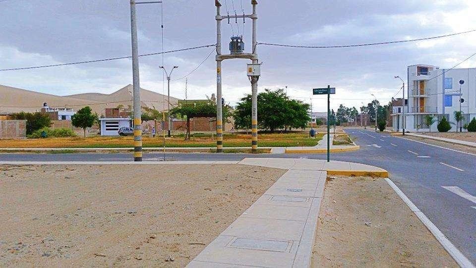 Vendo Terreno Urb. Oasis 2da etp. área 90.00 M2. ICA ICA ICA