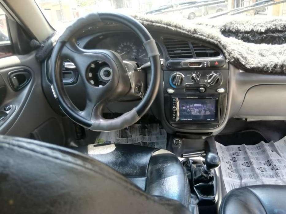 Daewoo Lanos 2001 - 70011 km