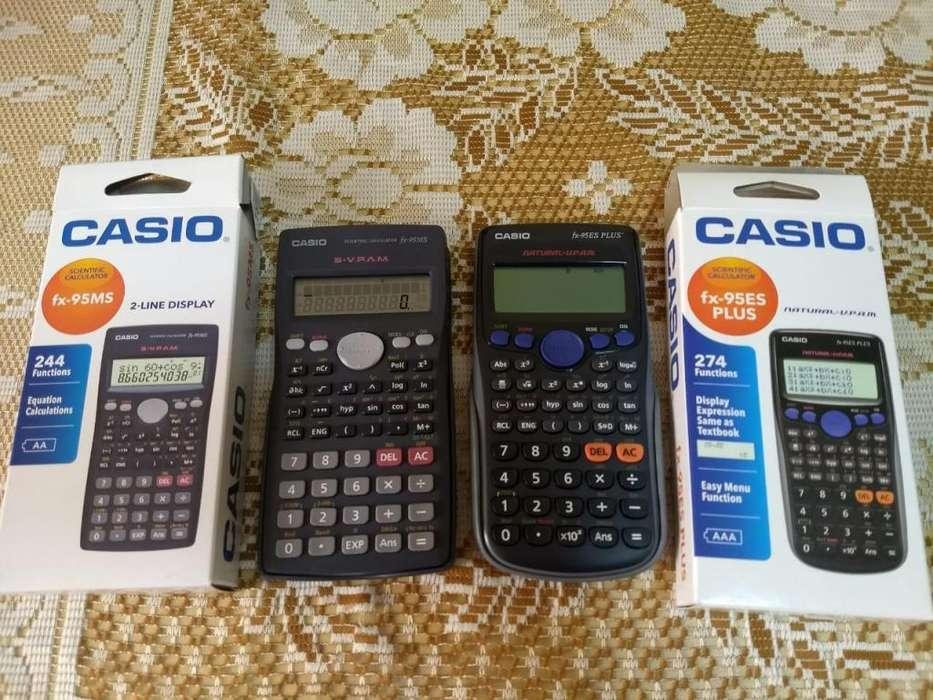 <strong>calculadora</strong> Científica Casio Fx-95