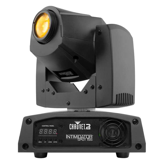 Cabeza Chauvet INTIMIDATOR SPOT 155 <strong>movil</strong> LED DMX 32W