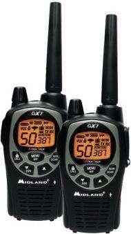 Midland radio walkie talkie GXT1000VP4 waterproof