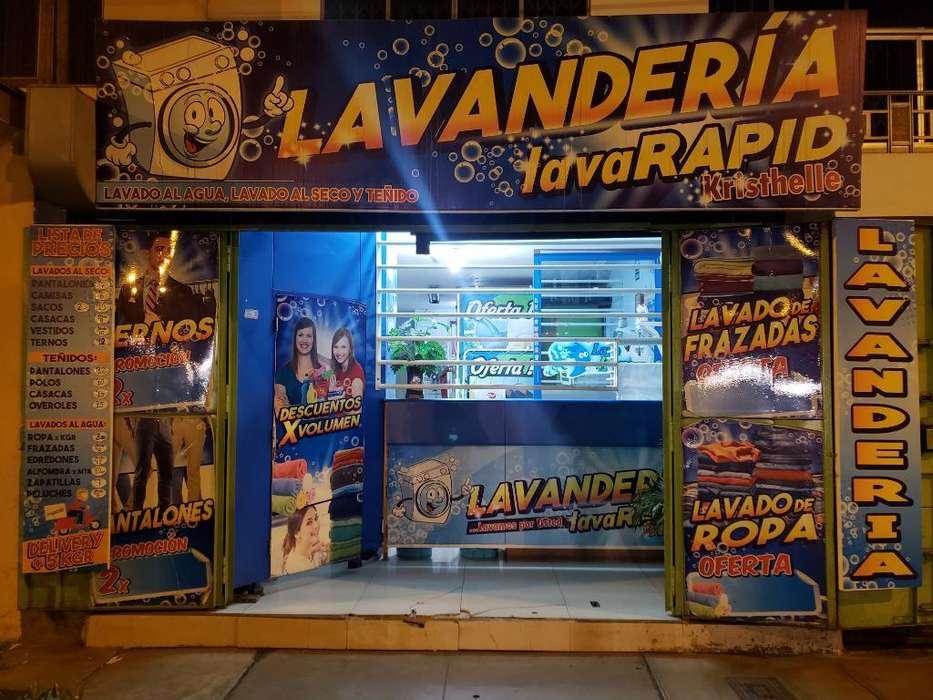 Venta de Lavandería