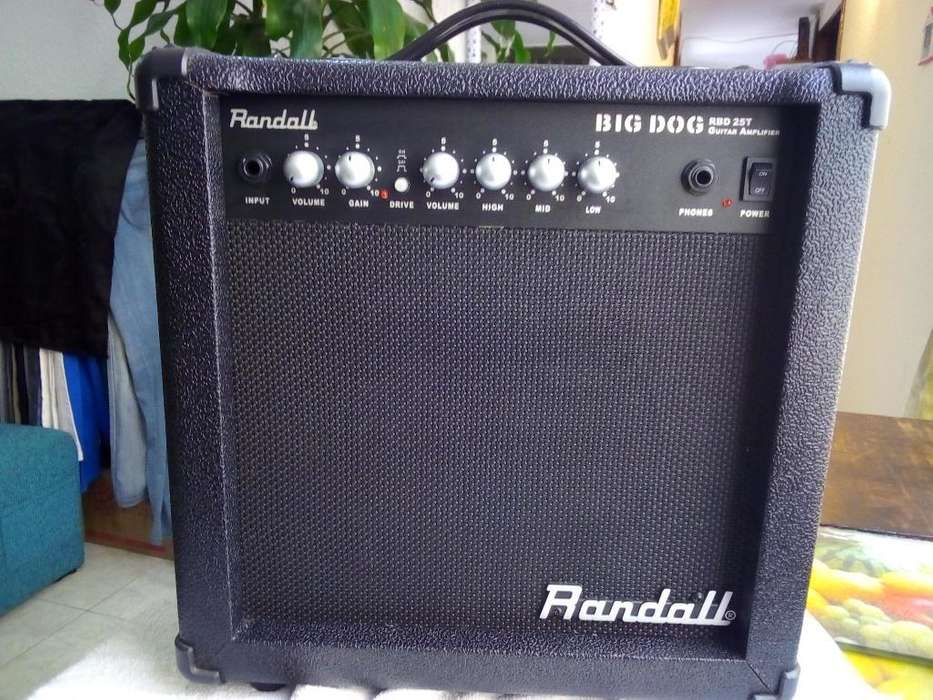Vendo Randall Big Dog Rbd 25t