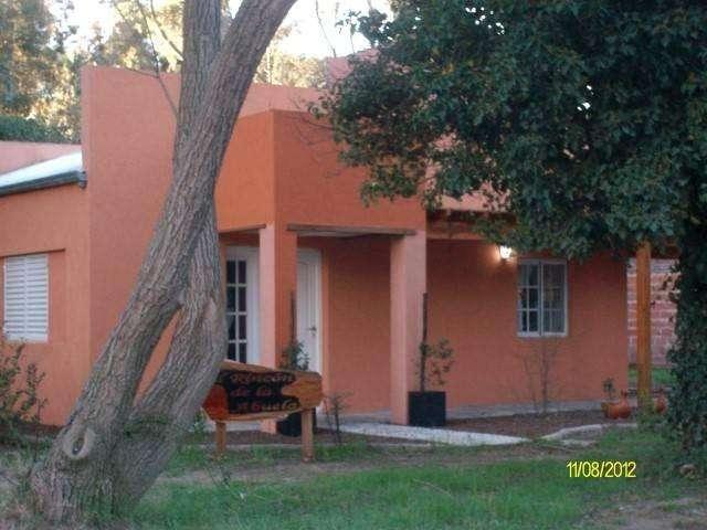 rs00 - Casa para 5 a 10 personas con cochera en Reta