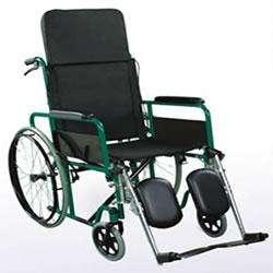 Silla de ruedas reclinable nueva