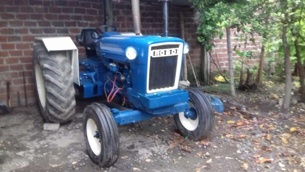 FORD 5000 INGLES