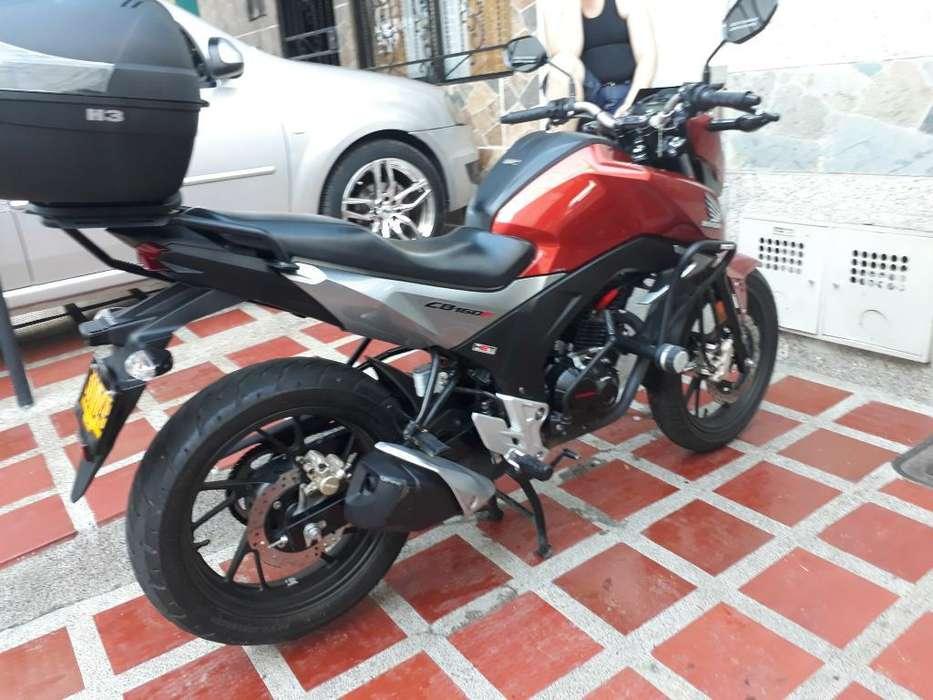 Venta de Moto Honda Cb 160 F 2019