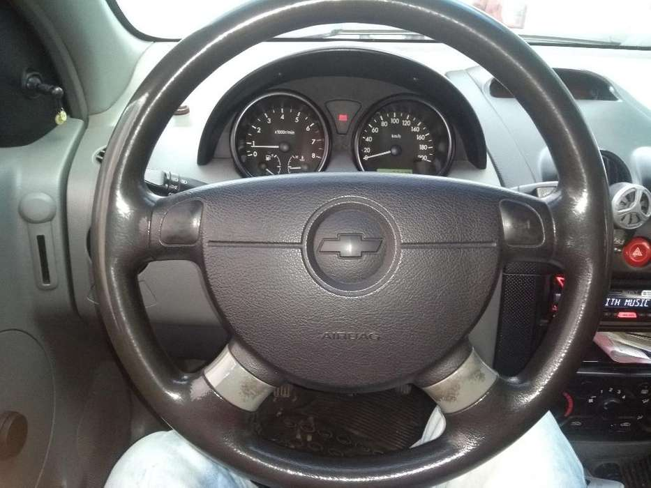 Chevrolet Aveo 2006 - 123000 km