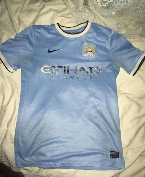 Camiseta Manchester City Talle M
