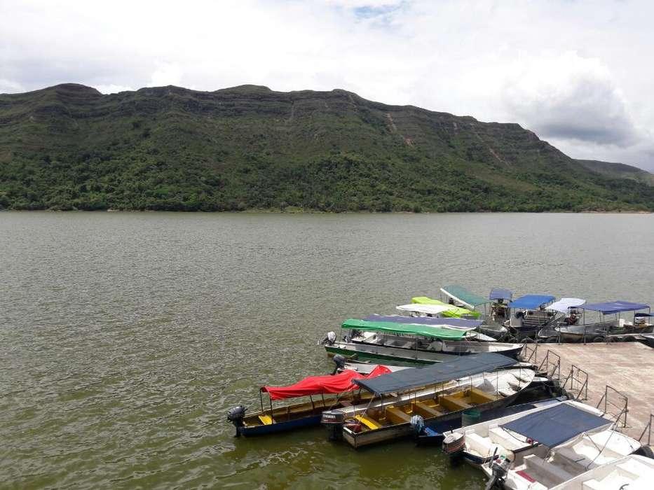 Se Vende Lote en Represa de Rio Prado