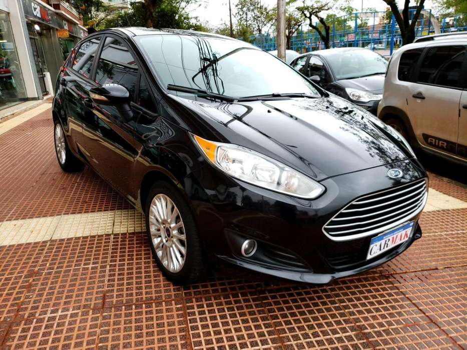 Ford Fiesta Kinetic 2014 - 68000 km