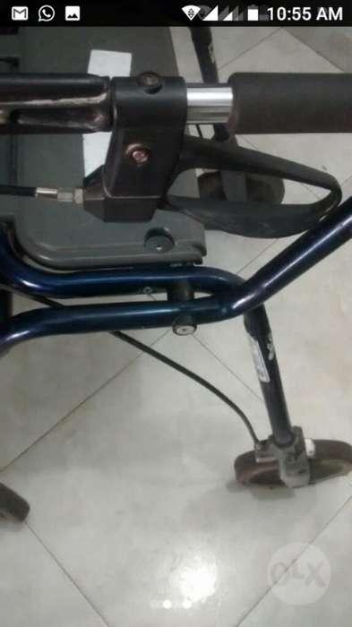 Silla para Discapacitado