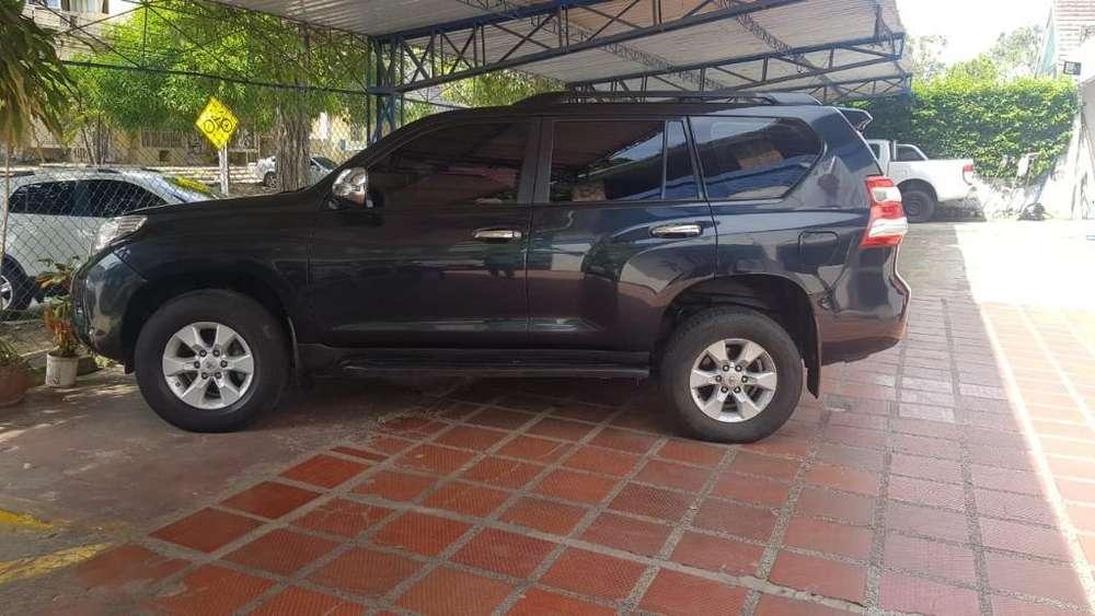Toyota Prado 2012 - 83000 km
