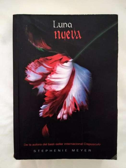 Luna nueva - Saga Twilight - Stephanie Meyer