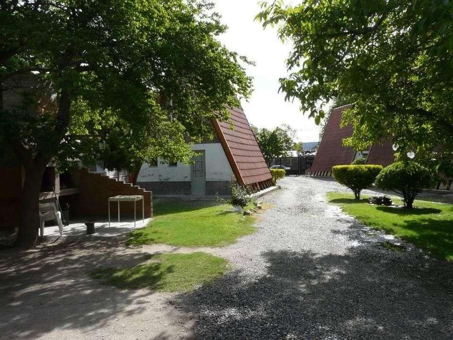 wk69 - Cabaña para 2 a 6 personas con cochera en Plottier