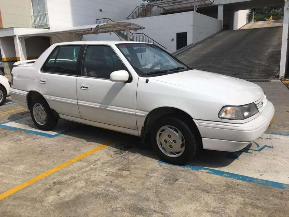 <strong>hyundai</strong> Excel 1993 - 280000 km