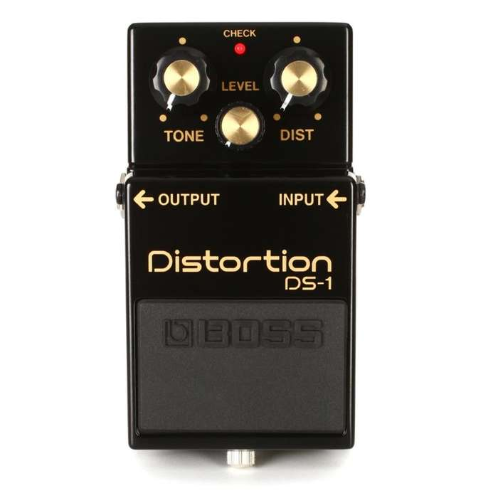 Pedal Efecto Guitarra Boss Distortion Ds1 40 Aniversario