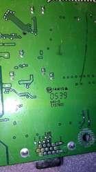 Placa Main Y Cable Flex de Monitor Benq