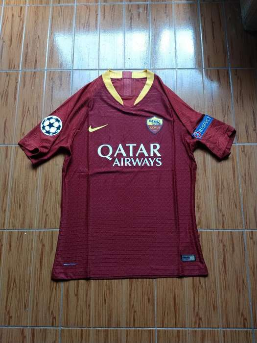 Camiseta Roma Titular Match 2019