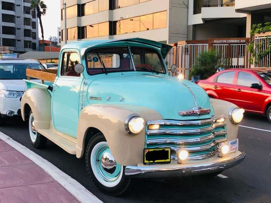 <strong>chevrolet</strong> 3100 1952 - 40000 km