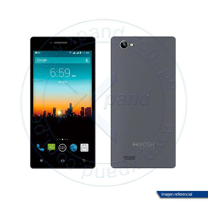 Smartphone Posh Kick X511, 5 IPS, Dual SIM