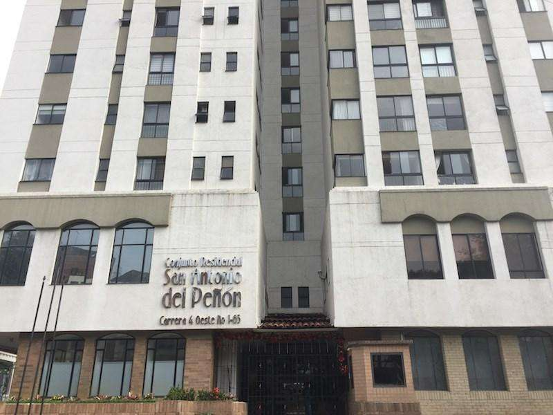 VENTA <strong>apartamento</strong> EL PEÑON 55-00099