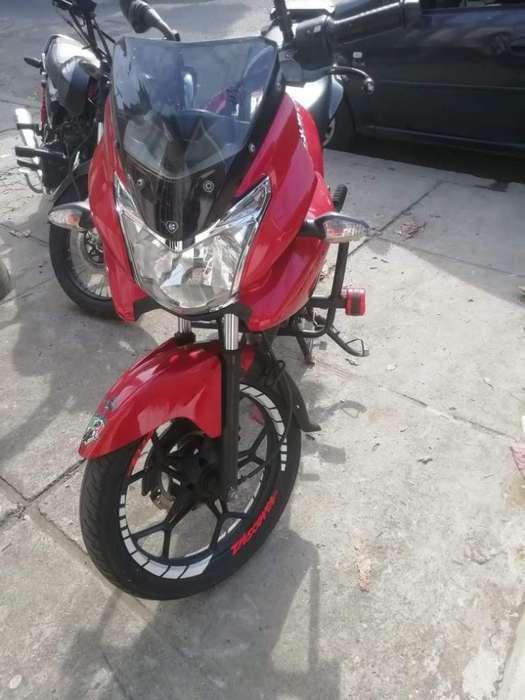 Moto Discover 150f Full Estado