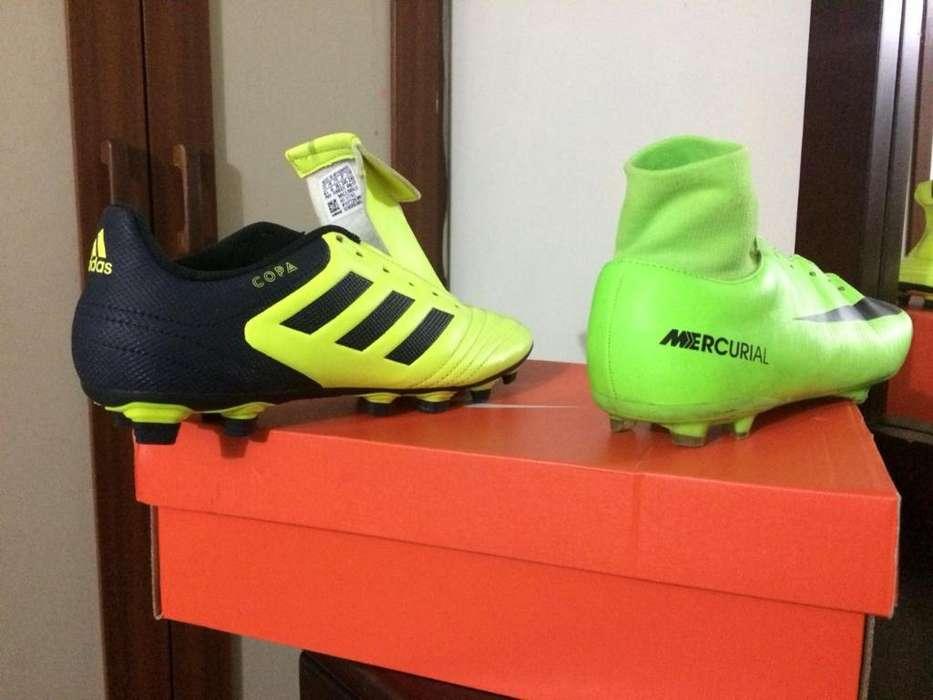Guayos Nike Y Adidas Originales