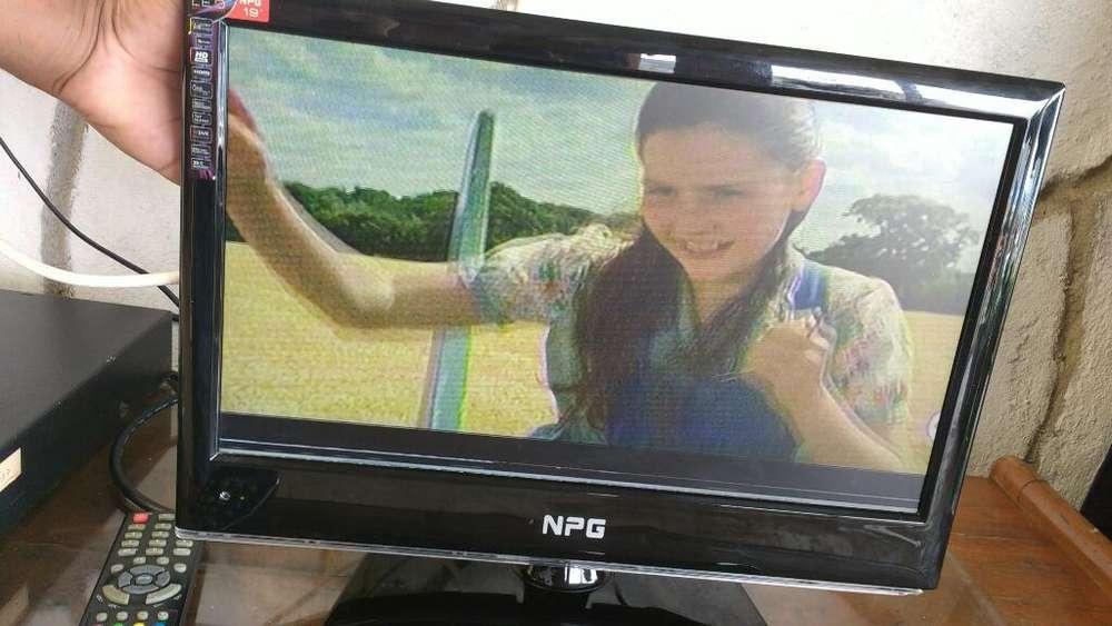 Tv <strong>monitor</strong> 19 Pulgadas