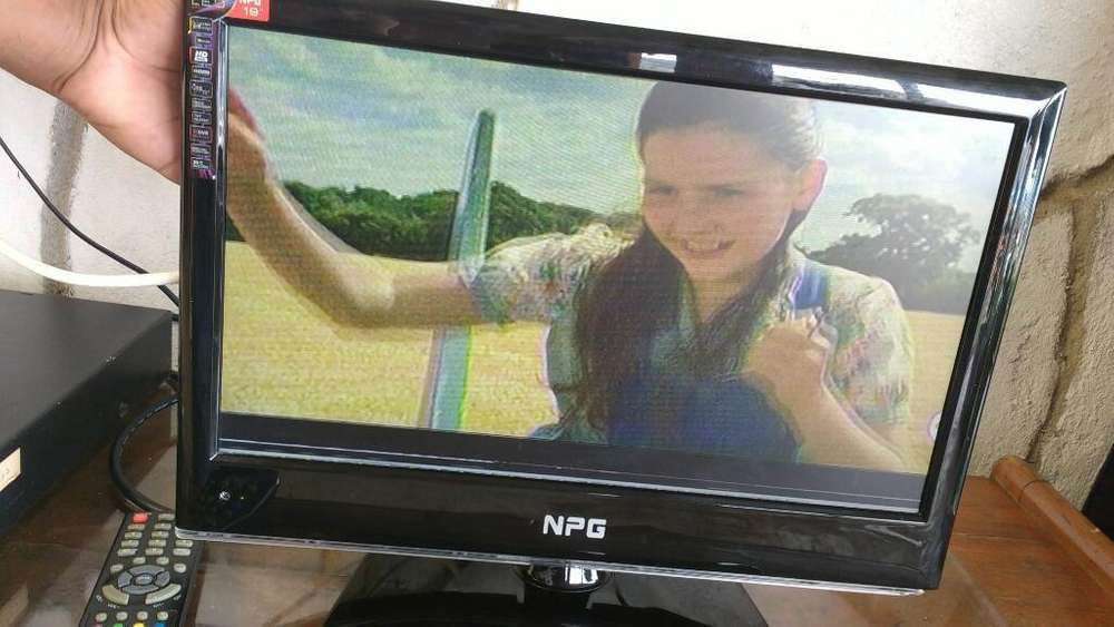Tv Monitor 19 Pulgadas