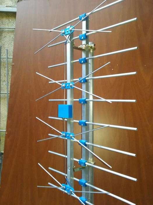 Antena Tv Digital Aluminum Tda Hd