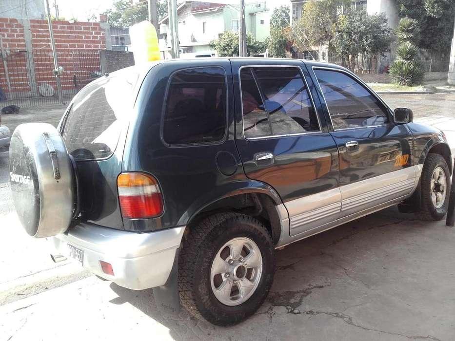 Kia Sportage 1997 - 210000 km