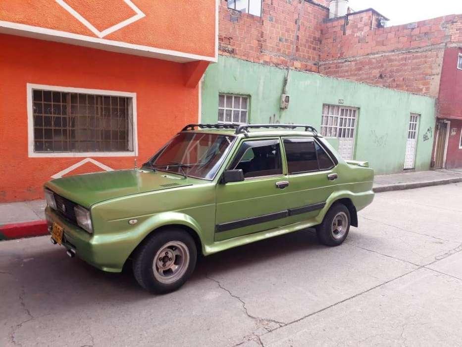Fiat Mirafiori 1982 - 100 km