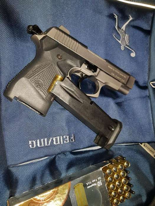 Vendo Pistola Traumatica