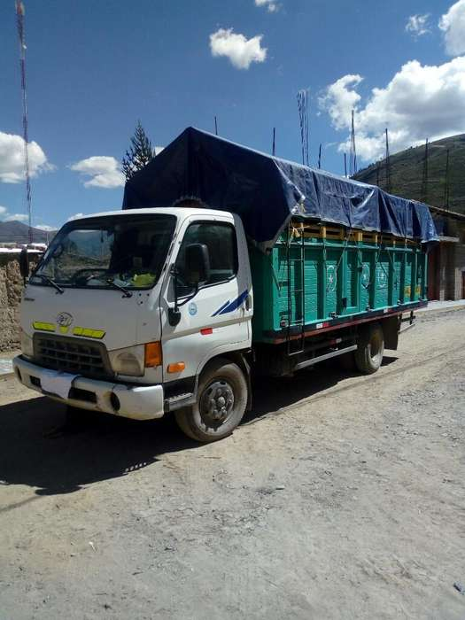 Vendo Camion Hd78 Hyundai