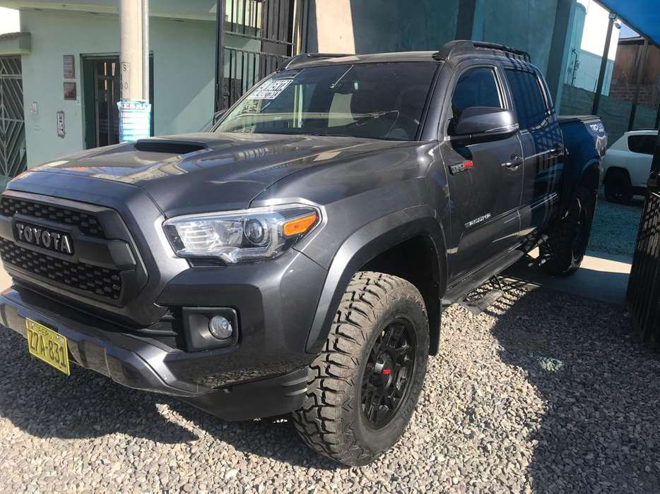 <strong>toyota</strong> Tacoma 2017 - 10900 km