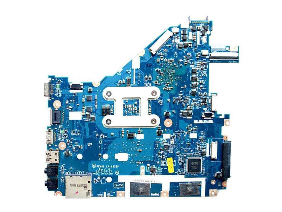 Placa madre notebook Acer Aspire 5252-v496 para repuesto