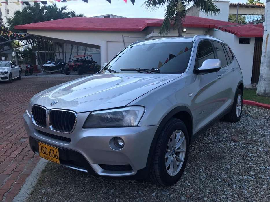 <strong>bmw</strong> X3 2014 - 42000 km