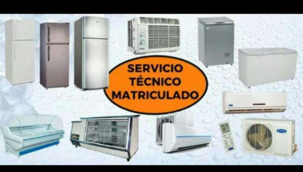 Luis Servicio Técnico en Refrigeración
