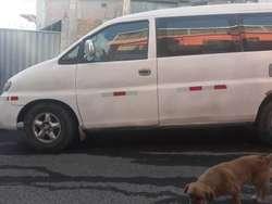 Hyundai Starex 2003